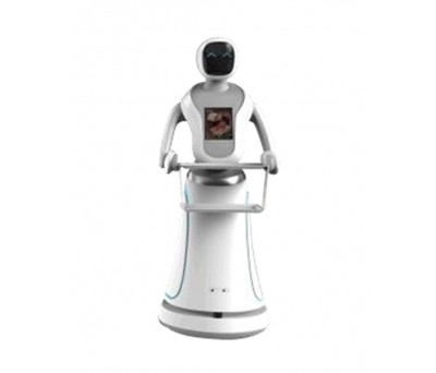 8th Generation Trackless Robot Waiter-Amy